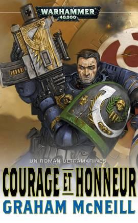 Courage et Honneur (couverture française)