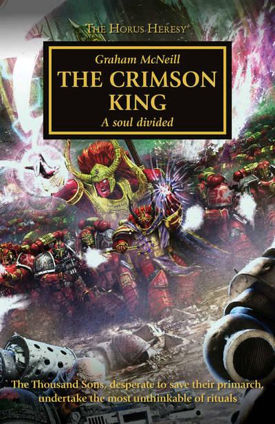 The Crimson King (couverture originale)
