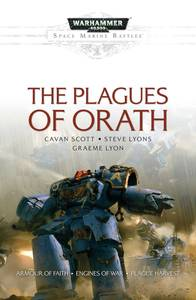 The Plagues of Orath (couverture originale)