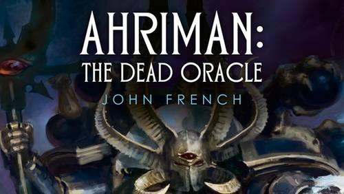 Couverture de Ahriman : The Dead Oracle (edition originale)