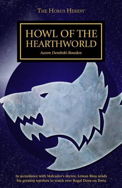 Howl of the Hearthworld (couverture originale)
