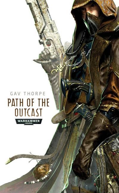 Path of the Outcast (couverture originale)