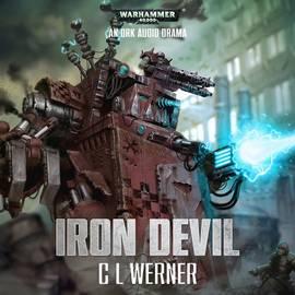 Iron Devil (couverture originale)