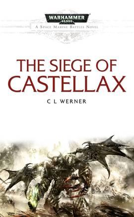 The Siege of Castellax (couverture originale)