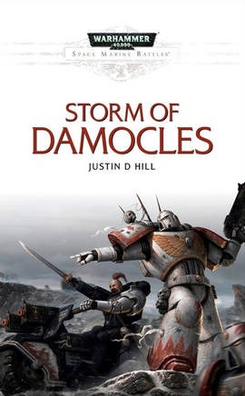 Storm of Damocles (couverture originale)