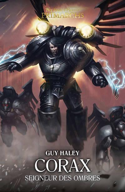 Corax : Seigneur des Ombres (couverture française)