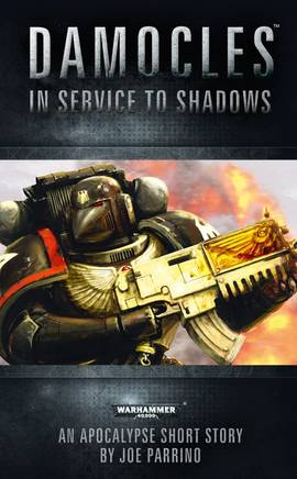 In Service to Shadow (couverture originale)