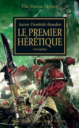 Le Premier Hérétique (couverture française)
