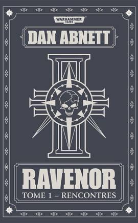 Ravenor - Rencontres (couverture française)