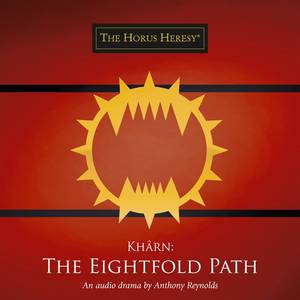 Khârn : The Eightfold Path (couverture originale)