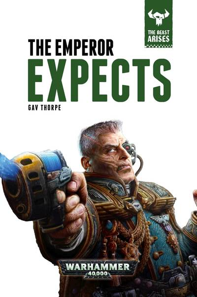 The Emperor Expects (couverture originale)