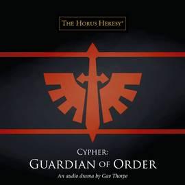 Cypher : Guardian of Order (couverture originale)