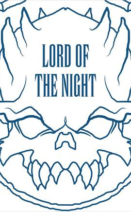 Lord of the Night (couverture originale)