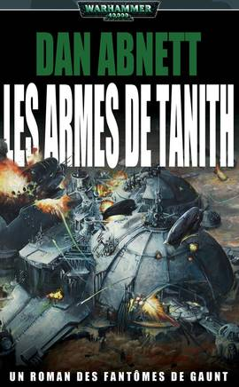 Les Armes de Tanith (couverture française)