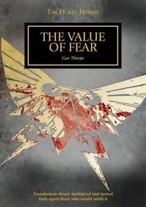 The Value of Fear (couverture originale)