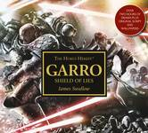 Garro : Shield of lies (couverture originale)
