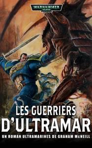 Les Guerriers d'Ultramar (couverture française)