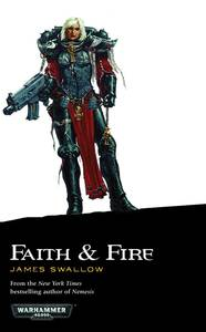 Faith & Fire (couverture originale)