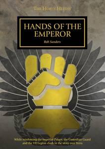 Hands of the Emperor (couverture originale)