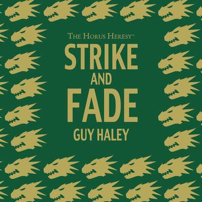 Strike and Fade (couverture originale)