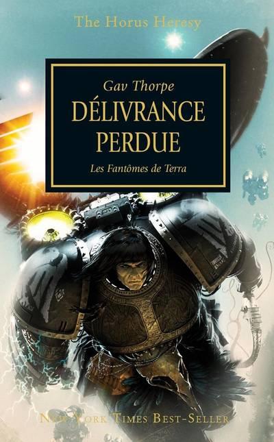 Délivrance Perdue (couverture française)
