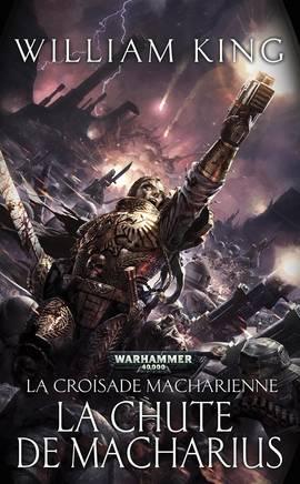 La Chute de Macharius (couverture française)