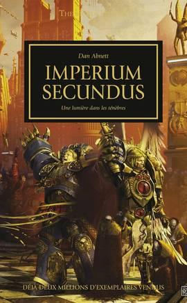 Imperium Secundus (couverture française)