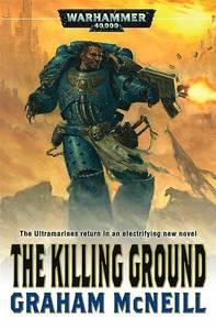 Killing Ground (couverture originale)