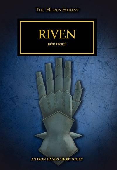 Riven (couverture originale)