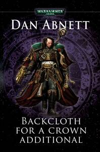 Backcloth for a Crown Additional (couverture originale)