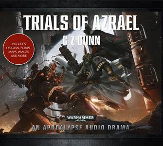 Trials of Azrael (couverture originale)