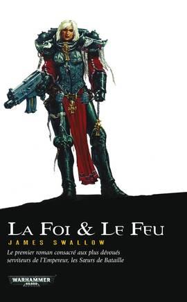 La Foi & le Feu (couverture française)