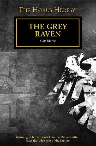 The Grey Raven (couverture originale)