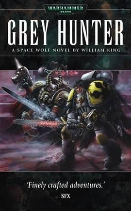 Grey Hunter (couverture originale)