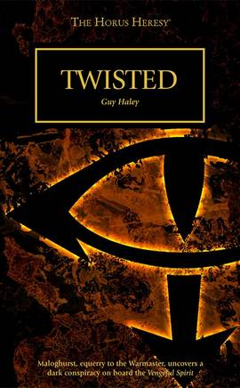 Twisted (couverture originale)