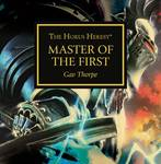Master of the First (couverture originale)