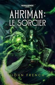 Ahriman : Le Sorcier (couverture française)