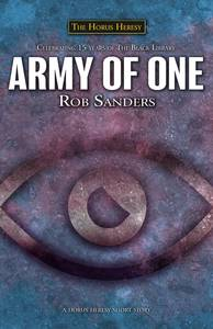 Army of One (couverture originale)