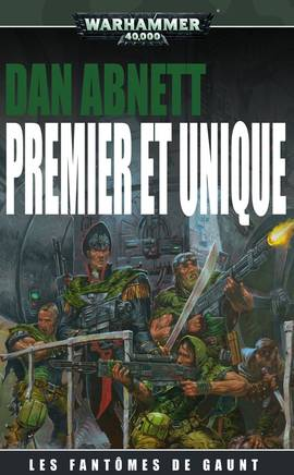 Premier et Unique (couverture française)