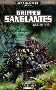 Griffes Sanglantes (couverture française)