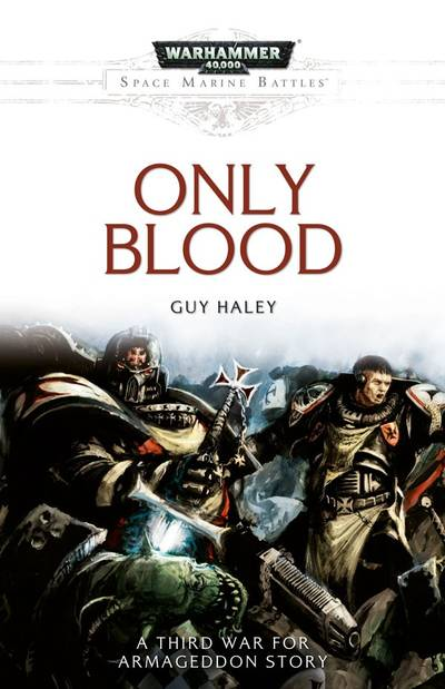 Only Blood (couverture originale)