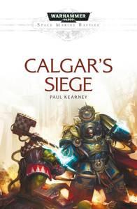 Calgar's Siege (couverture originale)