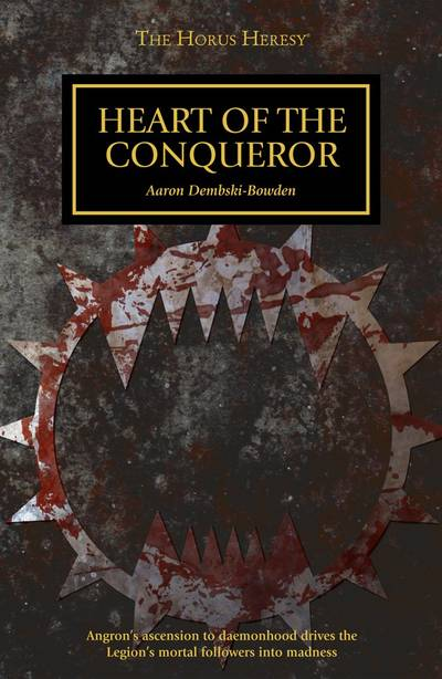 Heart of the Conqueror (couverture originale)