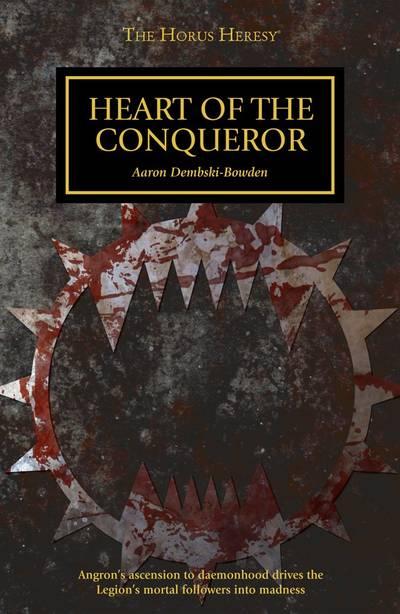 Heart of the Conqueror (couverture originale)