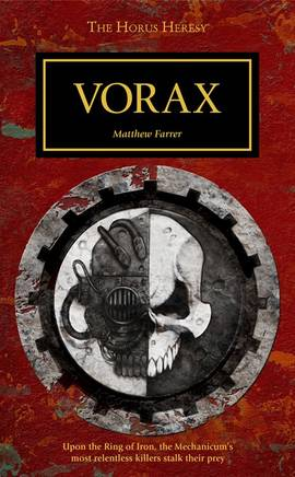 Vorax (couverture originale)