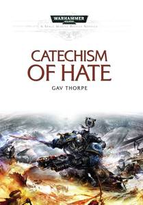 Catechism of Hate (couverture originale)