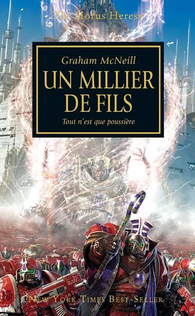Un Millier de Fils (couverture française)