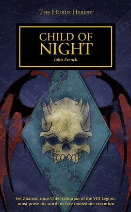 Child of Night (couverture originale)