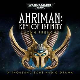 Ahriman : Key of Infinity (couverture originale)