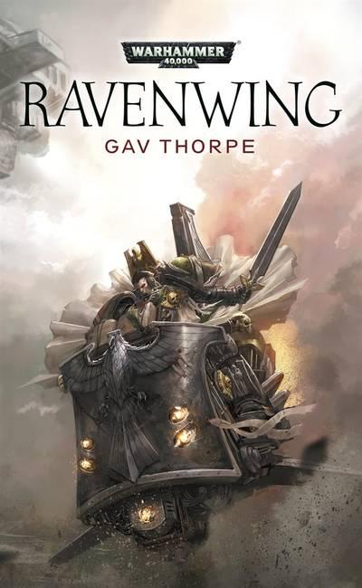 Ravenwing (couverture française)